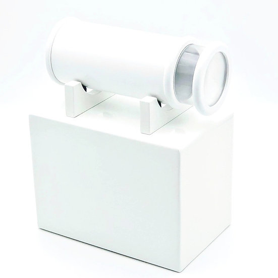 Unique Medium Powder Coated Aluminum Urn Set