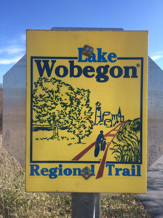 DRA Hotshots Stops at Lake Wobegon Regional Trail