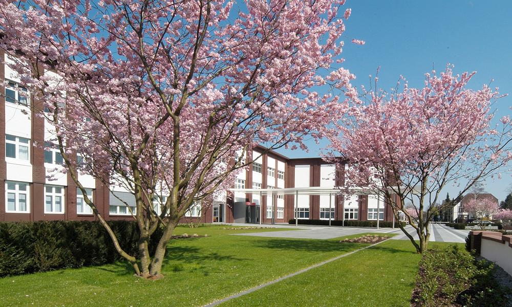 Miele headquarters Gütersloh outside view