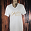 Thumbnail: White and Gold Yielded Vessel T-Shirt
