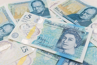 Only one week left to spend or bank your old style fivers!
