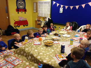 Child Minders Christmas Party