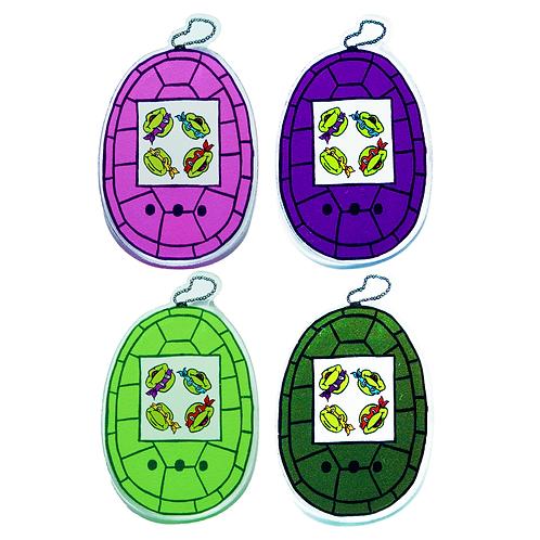 Turtle-Gotchi - (4 Pin) Acrylic Pin Pack