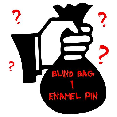 B-Grade Blind Bag - 1 Random Enamel Pin