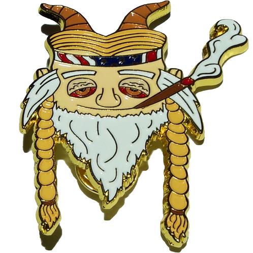 Willie Goat - Soft Enamel Pin