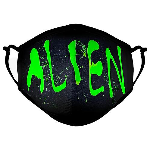 Alien - Face Mask