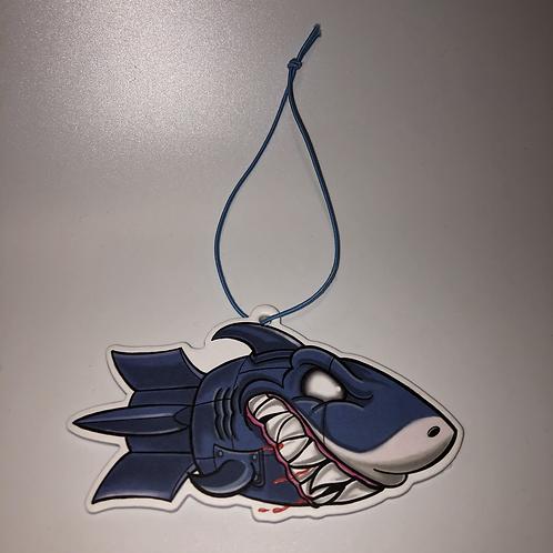 Shark Bomb Ocean Scented Air Freshener
