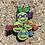Thumbnail: Ninja Grapez v1 - (Glitter Variant) Hard Enamel Pin