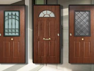 Non è solo una porta blindata ma è Eleganza-Sicurezza-luce......                      il reste ditel