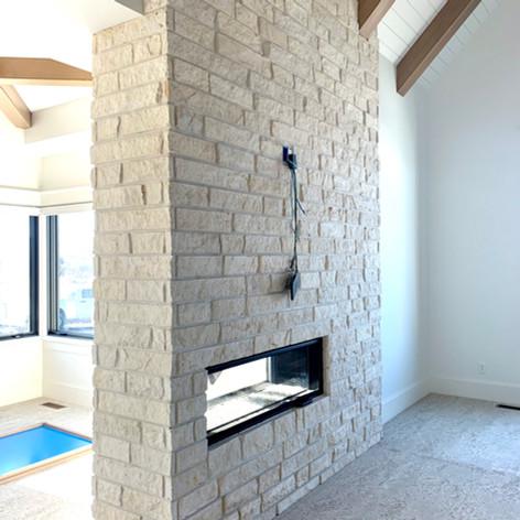 Omega White Limestone