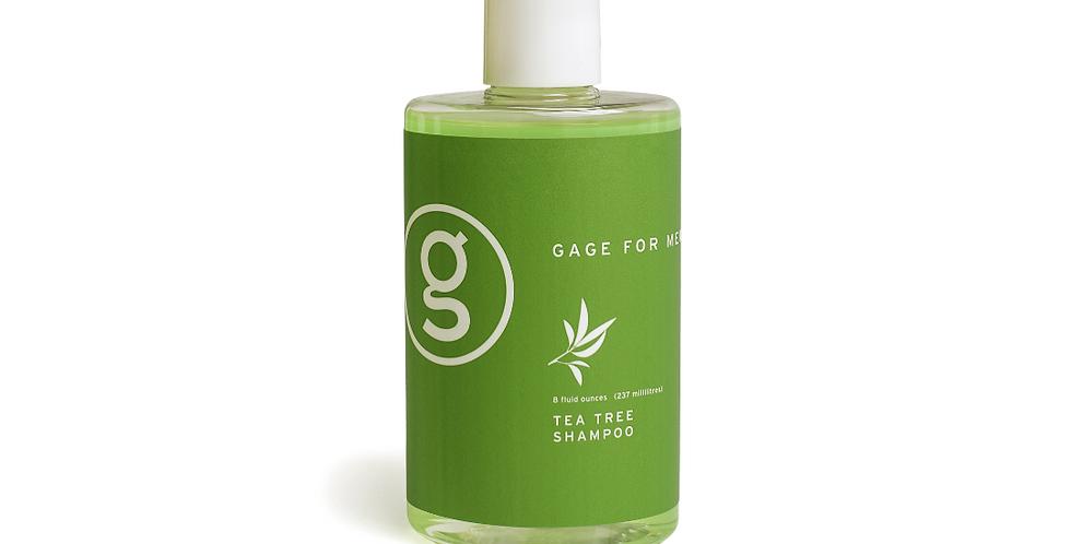 Tea Tree Shampoo Gage For Men