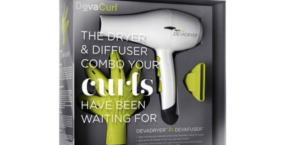 Deva Dryer/Diffuser Combo