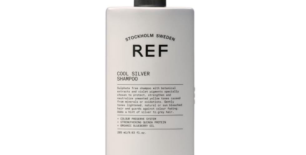 Purple Shampoo REF Cool Silver