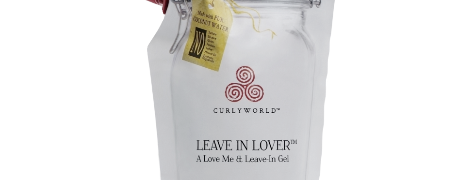 Curly World Leave In Lover