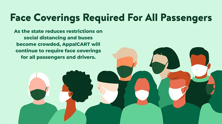 AppalCART COVID-19 Protocols