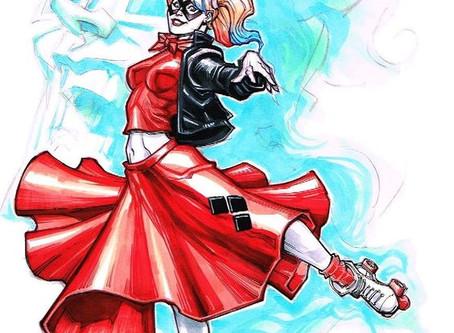 Rockabilly Harley