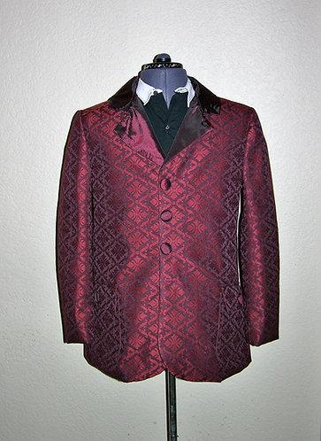 Red Safari Jacket