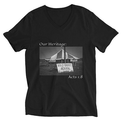 Our Heritage V-Neck