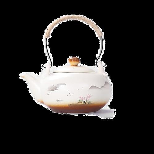 Ceramic  Pu'er Teapot