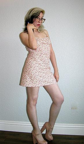 Y2K Mini Dress