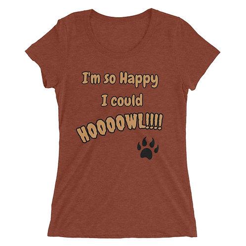 Winnie Werewolf quote t-shirt