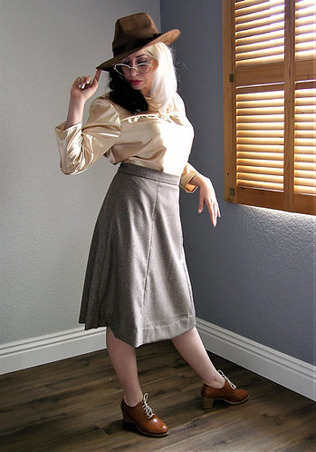 Lois A- Line Skirt