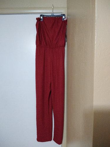 Berry Boucle' Jumpsuit
