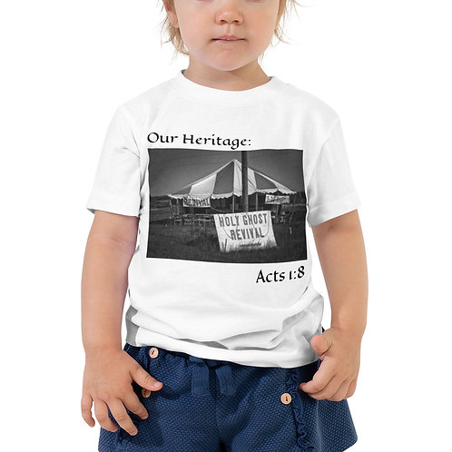 Our Heritage Toddler Tee