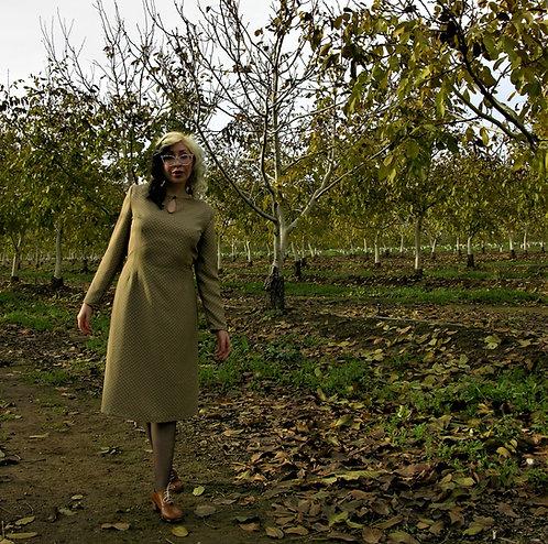 Sassenach Key Hole Dress