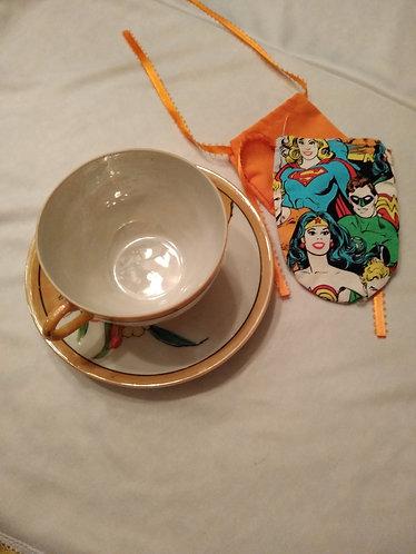 Justice Reusable Tea Bags