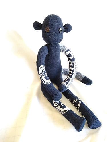Rams Sock Monkey