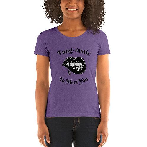 Sibella Dracula Quote T-Shirt