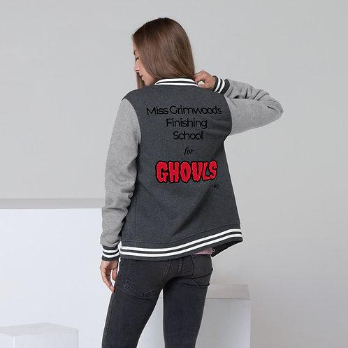 Miss Grimwood's Varsity Jacket