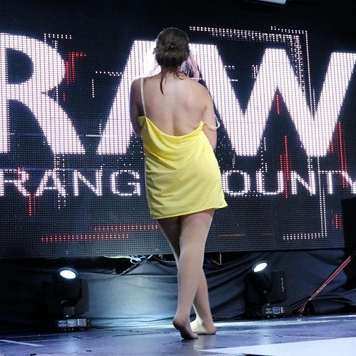 Capri Cowl Back Nightgown