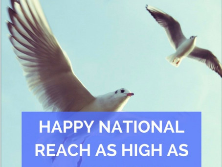 National Reach As High As You Can Day