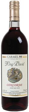 Carmel King David Concord