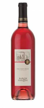 Baron Herzog Pink Pinot Grigio