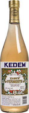 Kedem Dry Vermouth 750ml