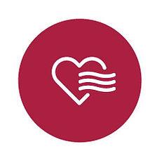 Feel the Love logo Icon