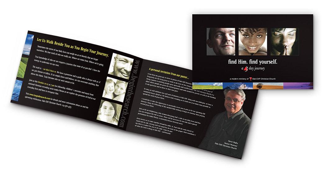 Event Brochure Design