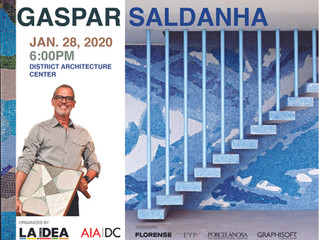 Paulo Werneck, Brazilian Muralist: A Modernist Designer, presented by Gaspar Saldanha