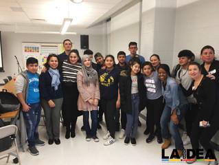 LA.IDEA Inspires: Bethesda Chevy Chase High School