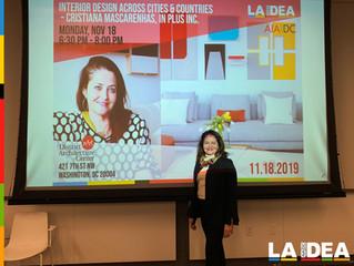Interior Design Across Cities & Countries – Conversation with Cristiana Mascarenhas, InPlus Inc.