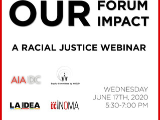Our Forum, Our Impact: Racial Justice
