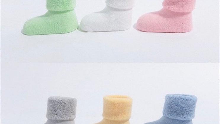 It's the Baby Triple-Roll Socks (3-Pack)
