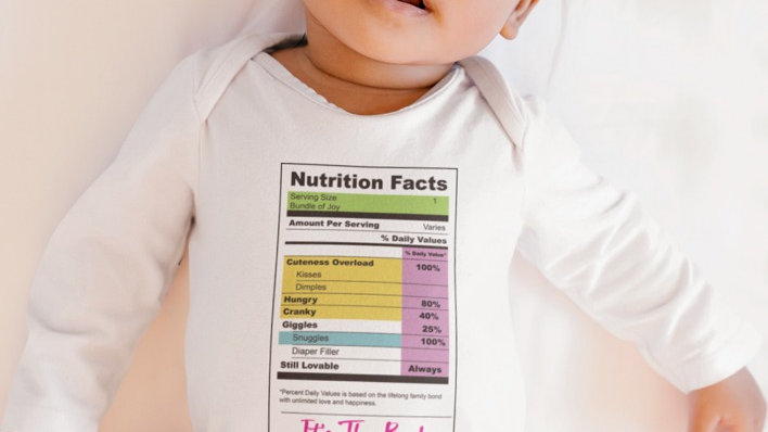 Baby Nutrition Facts