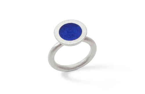 Michaela Binder ring met vilt 11 mm
