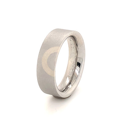 Niessing ring In Love met platina