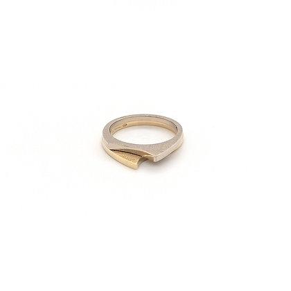 Nobilia ring uit plaat