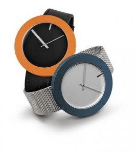 Pierre Junod Vignelli MEGA horloge MLV4-4